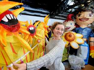 A 'different kind of story' for Lismore Lantern Parade