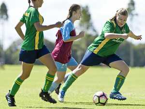 Wolves improve play as women return to play in Toowoomba