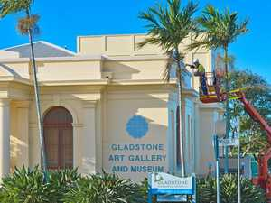 Gallery and museum gets a new winter coat
