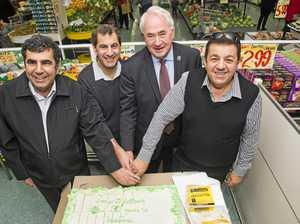 Brothers celebrate Betros' 80th birthday