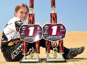 Tenacious Teya finishes third at World Championships