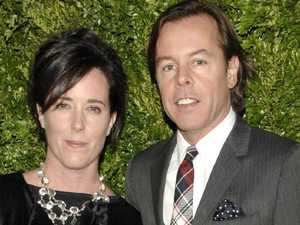 Spade's husband 'had demanded divorce'