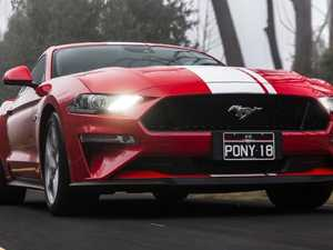 First drive: 2018 Ford Mustang GT has more power and prowess