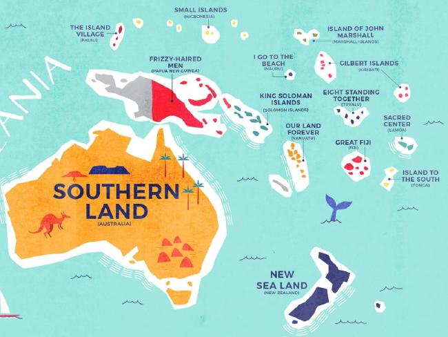 Did you know where the word Australia comes from? Picture: Credit Card Compare