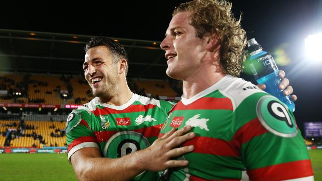 The Burgess boys represent a serious test. (Anthony Au-Yeung/Getty Images)