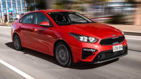 Cerato sedan: It's more about running costs than handling prowess