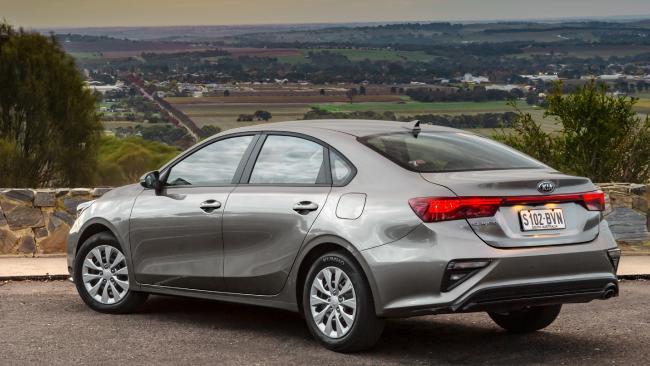 All New Kia Cerato Sedan