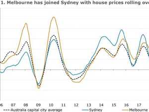 Fall in house prices 'larger than expected'