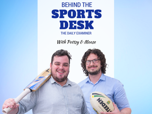 BEHIND THE SPORTS DESK: Episode 53