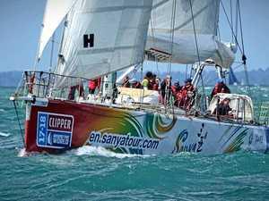 Sanya Serenity Coast is blitzing the Clipper fleet