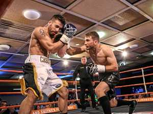 Toowoomba boxer lines up title fight