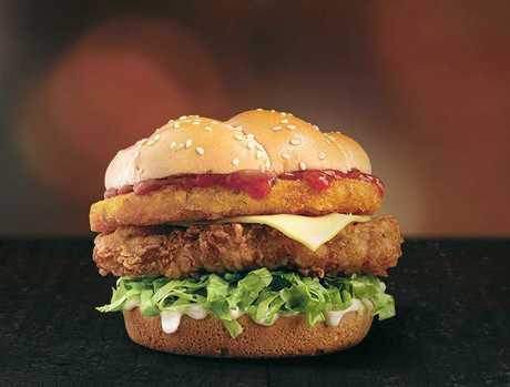 KENTUCKY Fried Chicken has answered the pleas of fans and is bringing back its most requested burger- the Tower Burger.