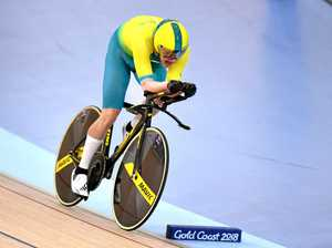 Gold medallist on shock axing from Australian Cycling Team