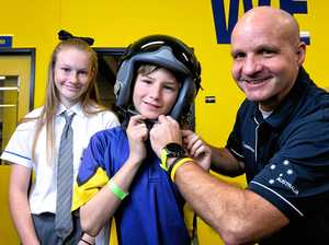 Kids schooled in skills for 'space jobs'