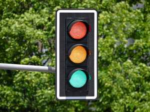 Mackay motorists languish at red lights