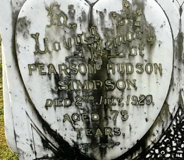 Pearson Hudson Simpson.