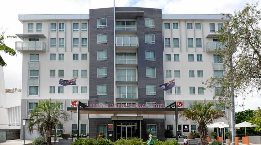 NEW ROLE: The Metro Hotel Ipswich International will undergo alterations in design and layout for aged-care facility.