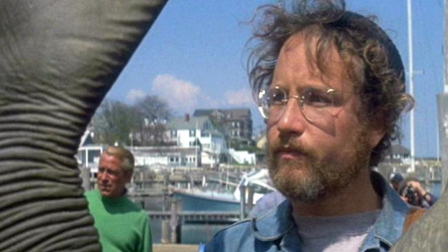 Richard Dreyfuss in Jaws.