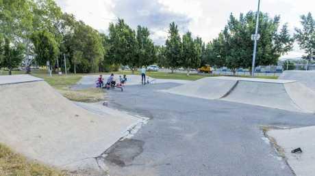 Redbank Plains Skate Park IMAGE: AAP/Richard Walker