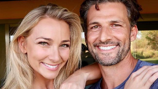 Tim Robards and Anna Heinrich just got married in a ceremony in Italy. Source: Instagram