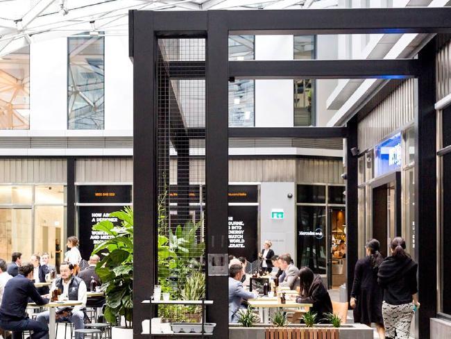 Rustica Sourdough cafe in Melbourne causing a stir over their DIY toaster.