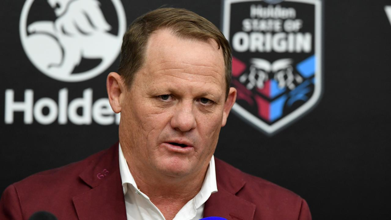 Maroons coach Kevin Walters is considering changes.