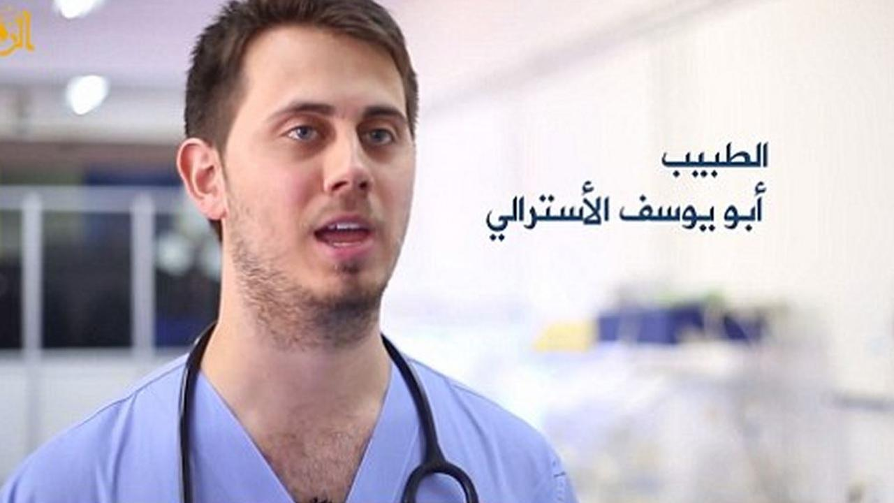 Unverified reports say the Perth-born Adelaide-trainer doctor was killed in the fight for Raqqa.