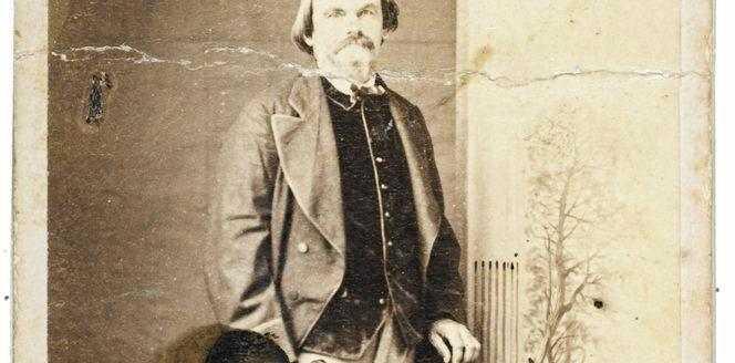 James H. Ashton, Anglo Saxon Circus, 1864.