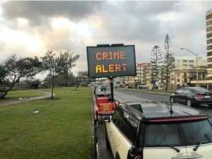 Maroochydore in middle of crime wave