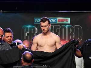 Jeff Horn's shock weigh-in fiasco
