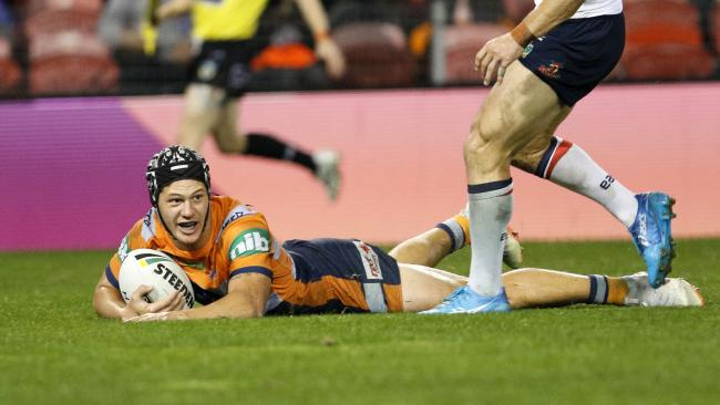 Kalyn Ponga magic in the dying minutes couldn't save the Knights.