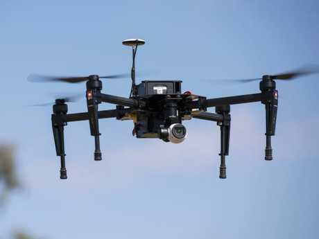 Stalkers are using drones fitted with cameras to track and harass exes.