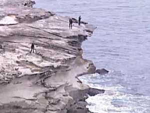 Whale watcher killed in horror cliff fall