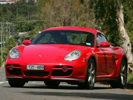 Porsche Cayman: Barry Du Bois nearly went home with one