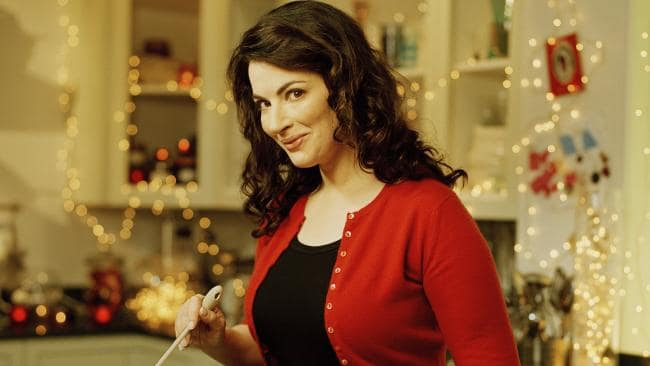 Nigella Lawson's fairy-light strewn kitchen would do me.