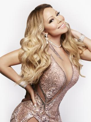 Mariah Carey is coming back to Australia. Picture: Supplied