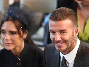 Beckhams slam 'crock of s**t' rumours