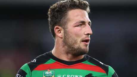 Sam Burgess has been named to play after starring for England. (Matt King/Getty Images)