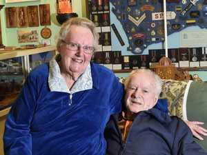 Couple honoured