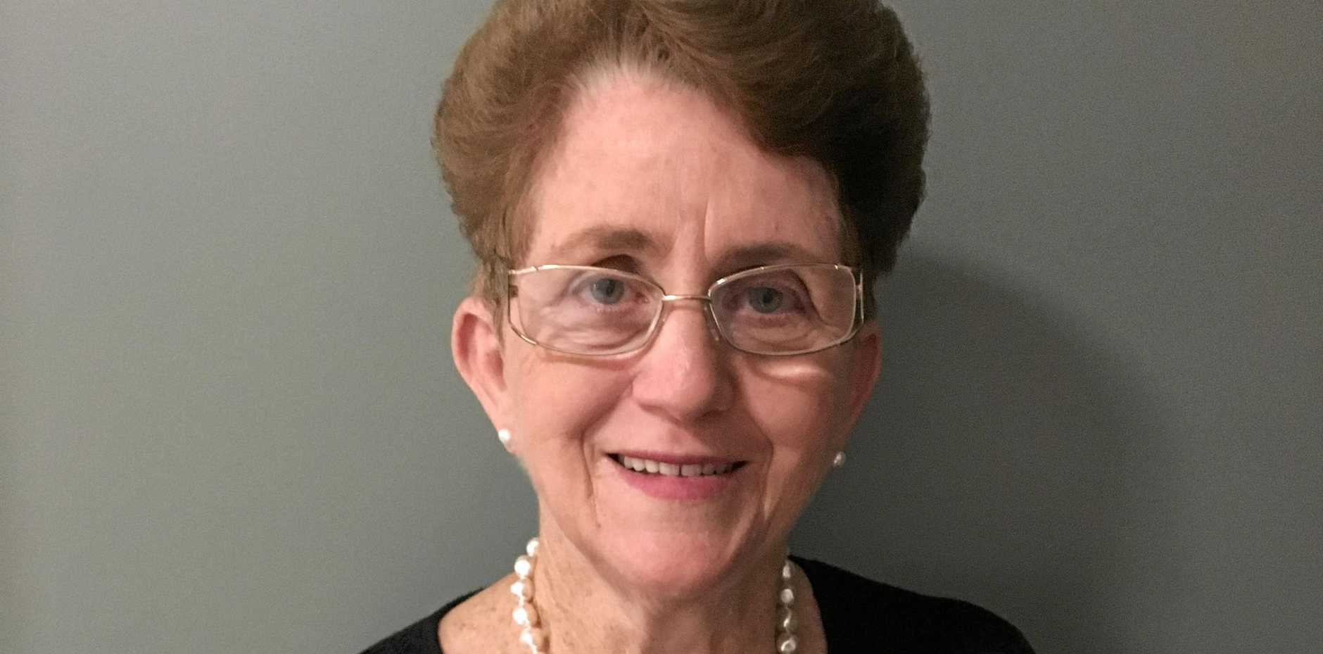 Robyn Grace McFarlane has been awarded a Order of Australia Medal for her volunteer work with the Country Women's Association