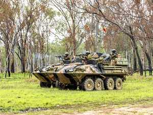 Be alert not alarmed as 9000 soldiers begin CQ war games