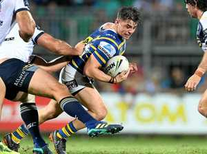 Reed makes solid debut for the Eels