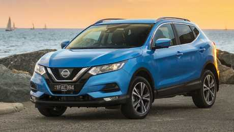 Nissan Qashqai: One of 29 compact SUVs to choose from here