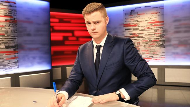Tom Ballard denies sexual assault.