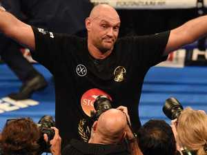 Fury wins in 'farcical' comeback