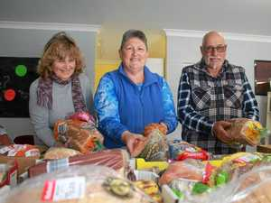 Aldi overwhelms Foodbank with generosity