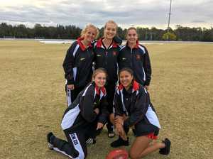 AFL juniors excel at rep carnivals