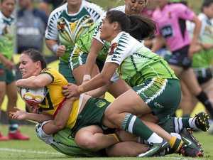Mackay girl makes women's NRL squad