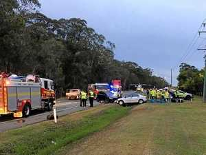 Coast man pleads guilty to fatal Steve Irwin Way crash