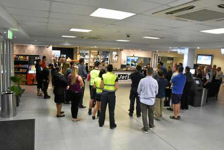 Plenty of guests attended the official opening of The Jet Bar at Gladstone Airport on June 11.